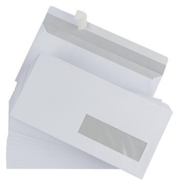 Administratieve enveloppen in grootverpakking