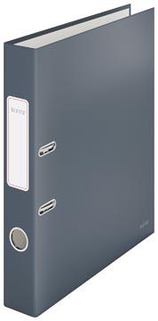 Leitz Cosy ordner met soft touch oppervlak, rug van 5 cm, grijs