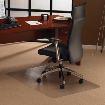 Floortex vloermat Cleartex Ultimat, voor tapijt, rechthoekig, ft 119 x 75 cm
