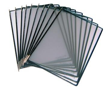 Tarifold tas t-display zwart
