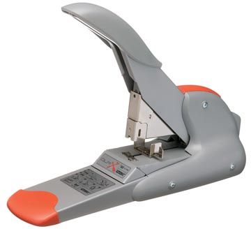 Rapid Supreme DUAX Heavy Duty nietmachine zilver/oranje
