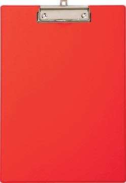 Maul klemplaat, uit PP, voor ft A4, rood
