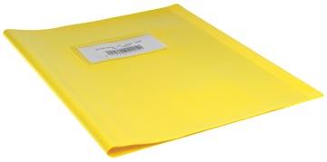 Bronyl schriftomslag ft 16,5 x 21 cm (schrift), geel