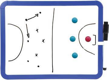 Desq Magnetisch Witbord, ft 28,5 x 21,5 cm, dubbelzijdig