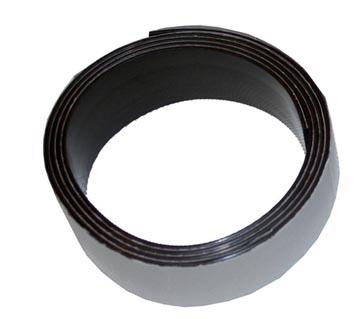 Bouhon magneetband ft 25 mm x 1 m (b x l)