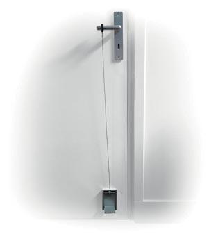 EOL Protect open kit, systeem om de deur zonder handen te openen