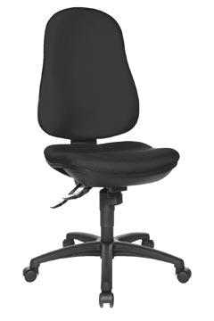 Topstar bureaustoel Support SY, zwart