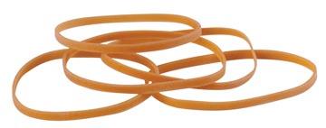 Pergamy elastieken 3 mm x 80 mm, doos van 500 g