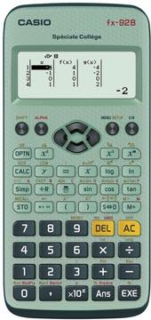 Casio wetenschappelijke rekenmachine FX92B Special College