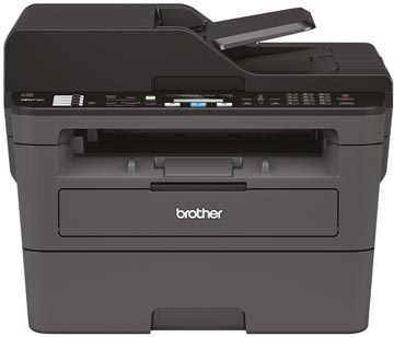 Brother zwart-wit laserprinter All-in-one MFC-L2710DW