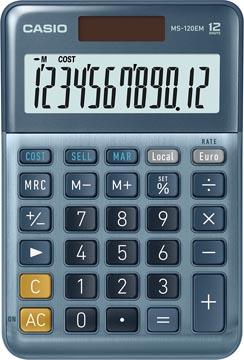 Casio Bureaurekenmachine MS-120EM