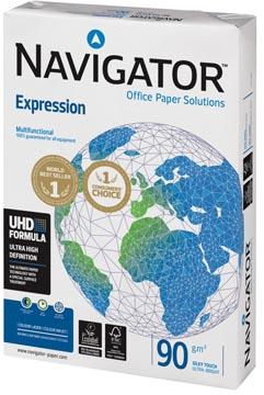 Navigator Expression presentatiepapier ft A4, 90 g, pak van 500 vel