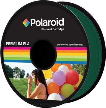 Polaroid 3D Universal Premium PLA filament, 1 kg, donkergroen