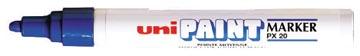 Uni Paint Marker PX-20 blauw