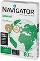 Navigator Universal printpapier ft A4, 80 g, pak van 500 vel